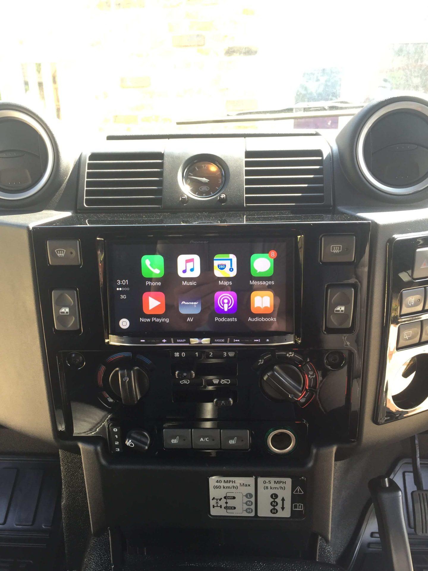 Defender DoubleDin stereo-min