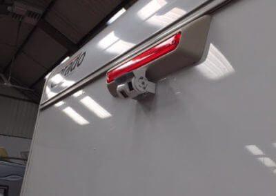 twin rear camera on motorhome | Car Audio Kent | in Kent
