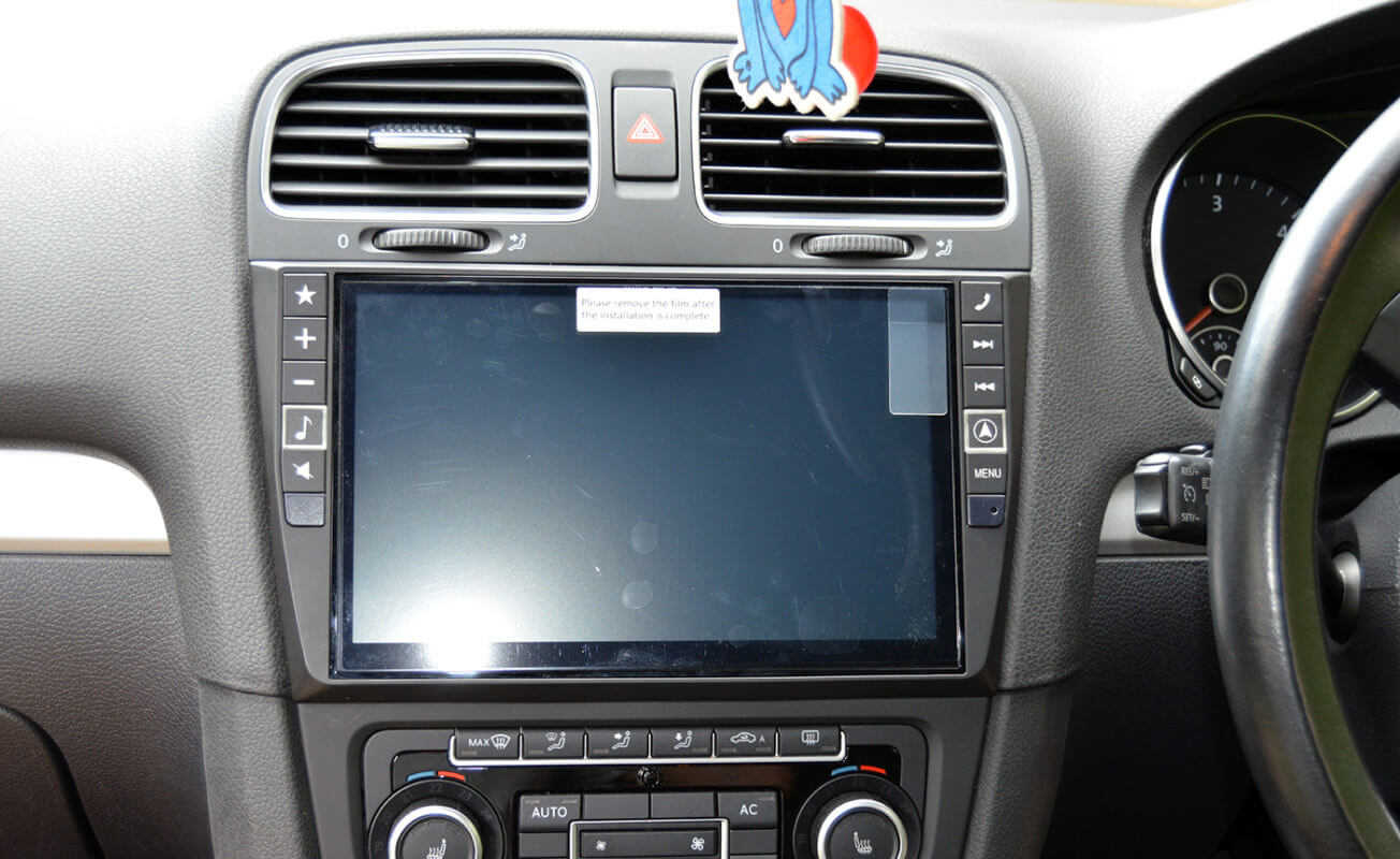 Fiat 500 stereo upgrade