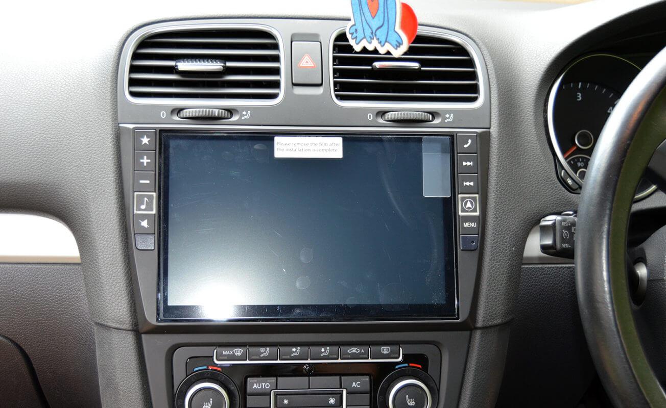 Fiat 500 stereo upgrade