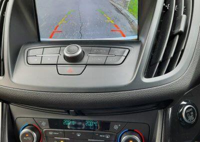 Ford Sync 3 reverse camera