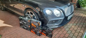 Bentley GTC Audio upgrade
