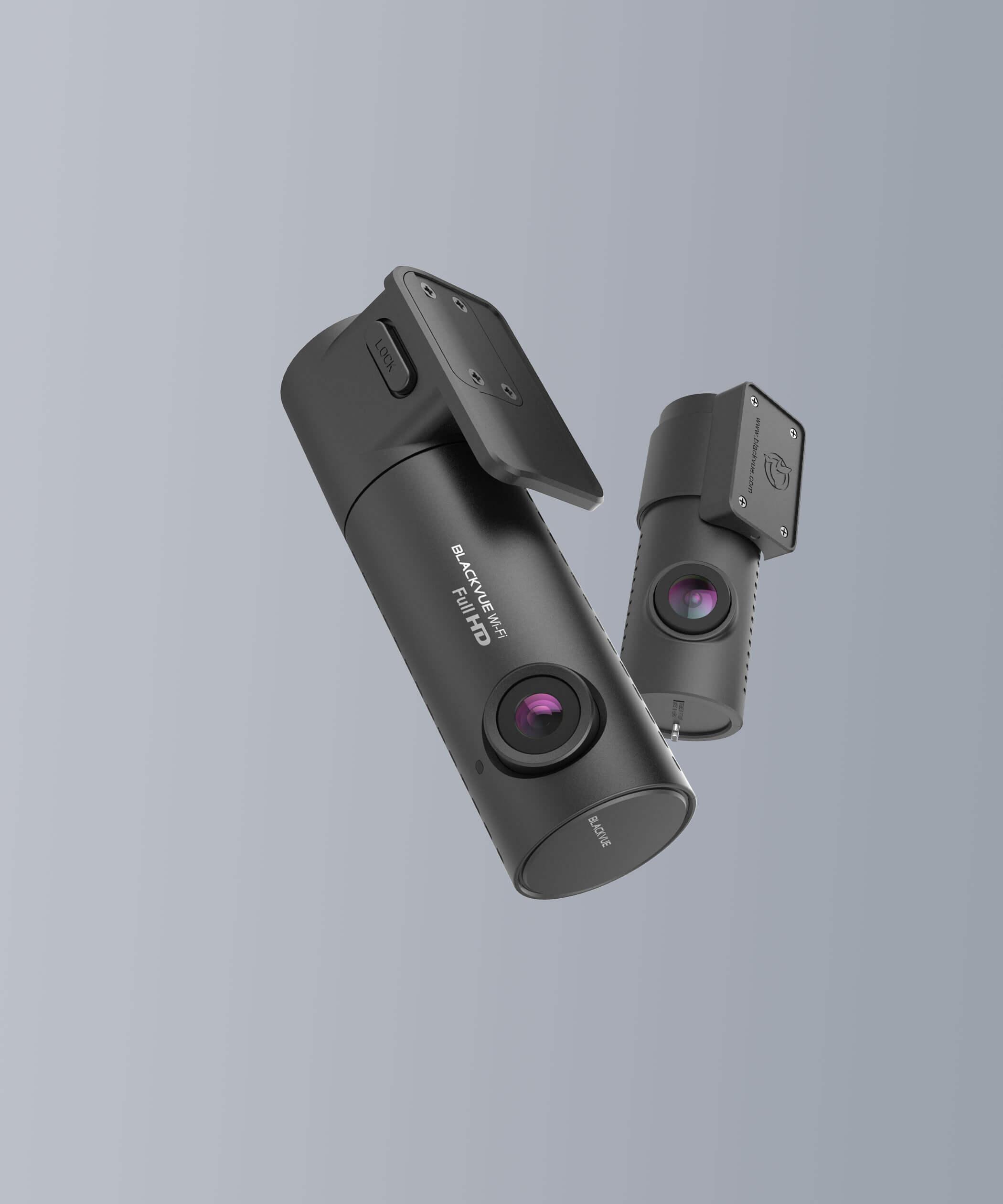 Blackvue 590X dash cam