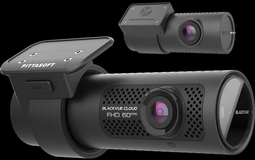 Blackvue 750X dash cam