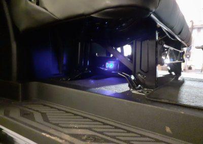 Ford Transit custom sub